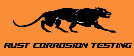 Rust Corrosion Testing